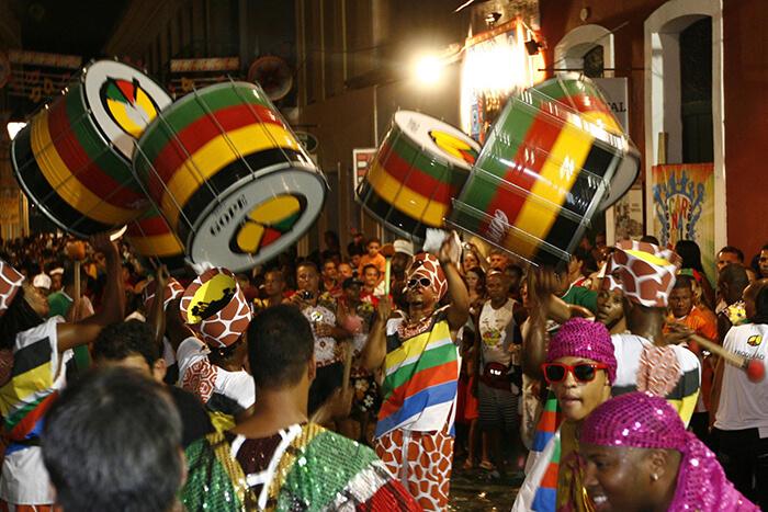 Carnaval de Salvador: Olodum