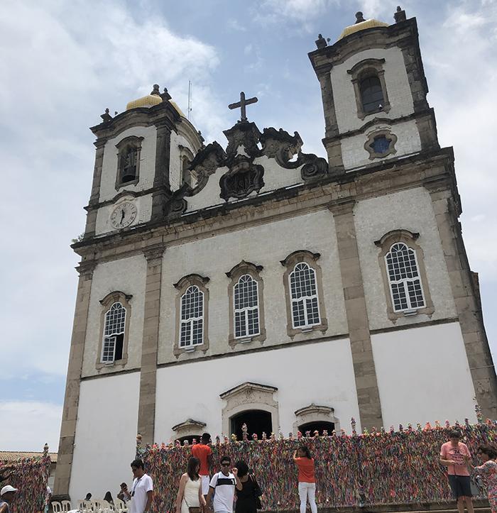 Igreja basílica senhor do bonfim