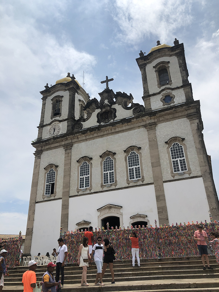 Igreja Basílica Senhor do Bonfim, Salvador - Bahia