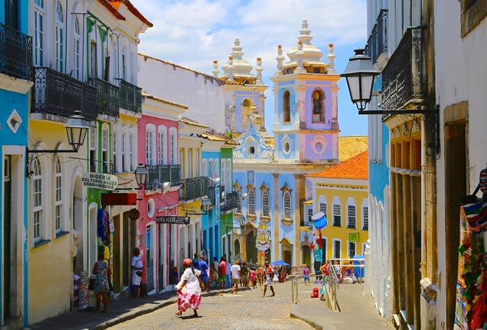 Principais pontos turísticos de Salvador: Pelourinho