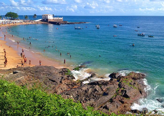Principais pontos turísticos de Salvador: Praia da Barra