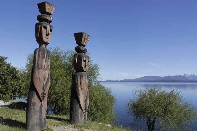 Bariloche, lago Nahuel Huapi