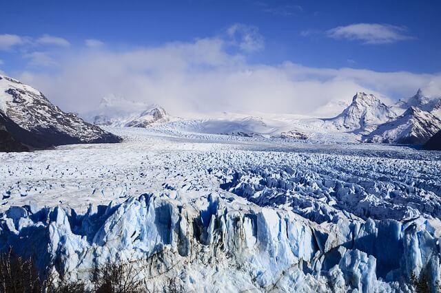 El Calafate - Geleira de Perito Moreno