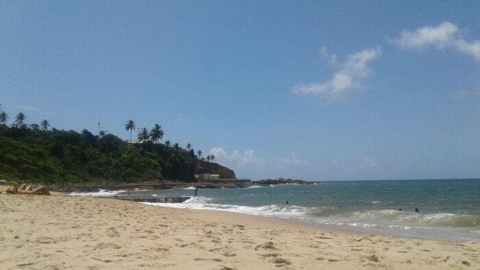 Praia do Buracão, Salvador - Bahia