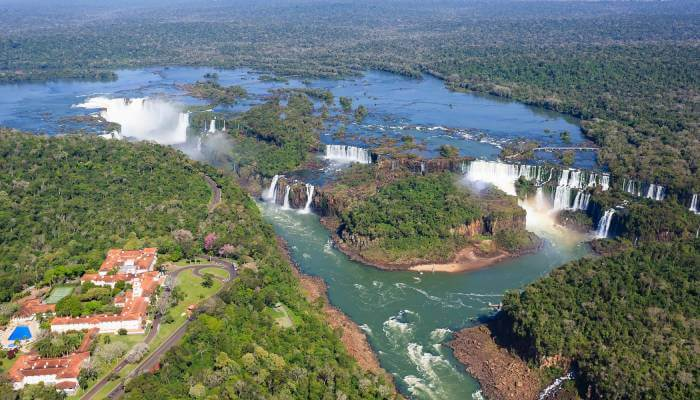 Argentina, Puerto Iguazú
