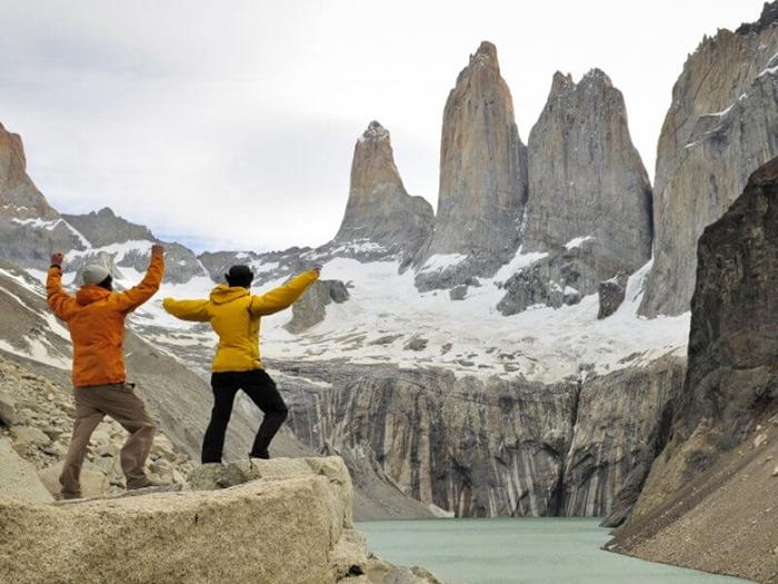 Trekking Circuito W - Torres Del Paine