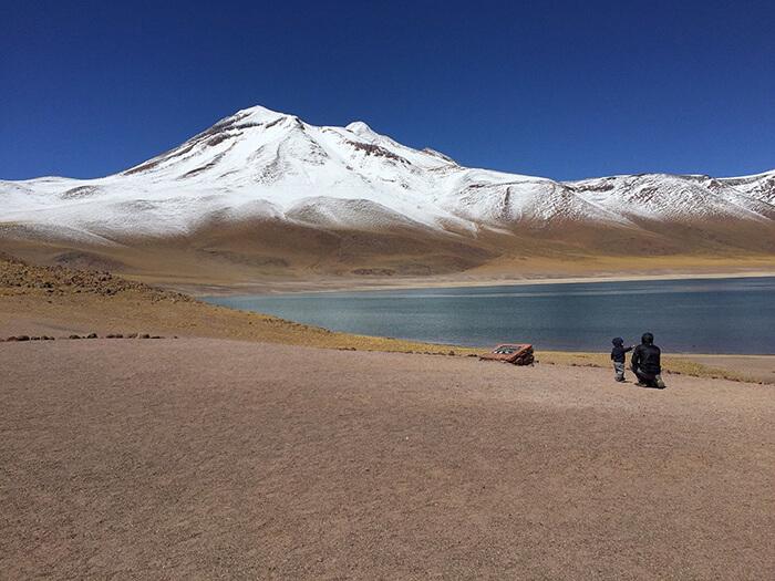Deserto do Atacama no Chile - Lagunas Antiplánicas