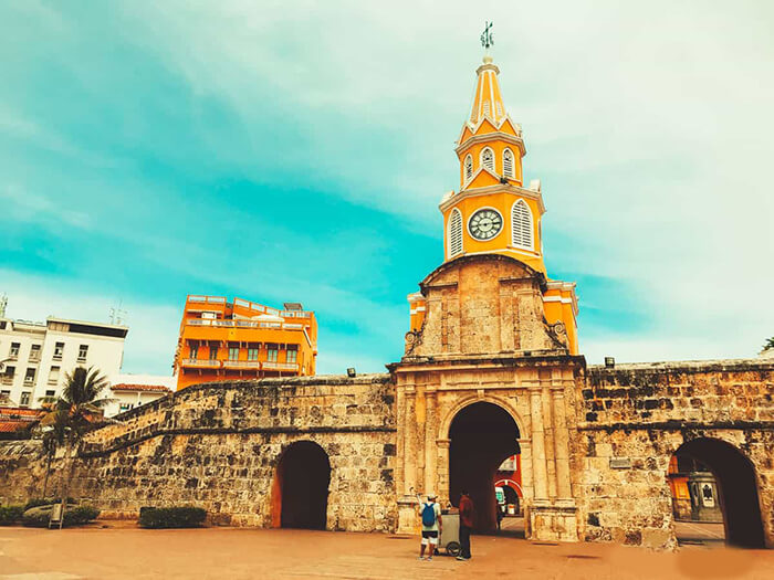 Cidade Murada - Cartagena das Índias