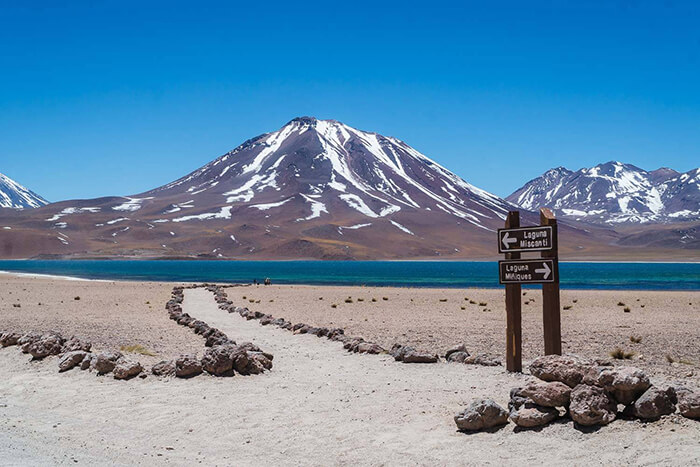 Deserto do Atacama: Lagunas Antiplánicas e Piedras Rojas