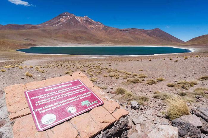 Deserto do Atacama: Lagunas Antiplánicas e Pedras Rojas - Entrada