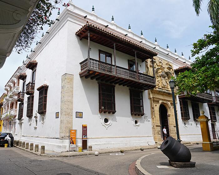 Palácio da Inquisição - Cartagena das Índias