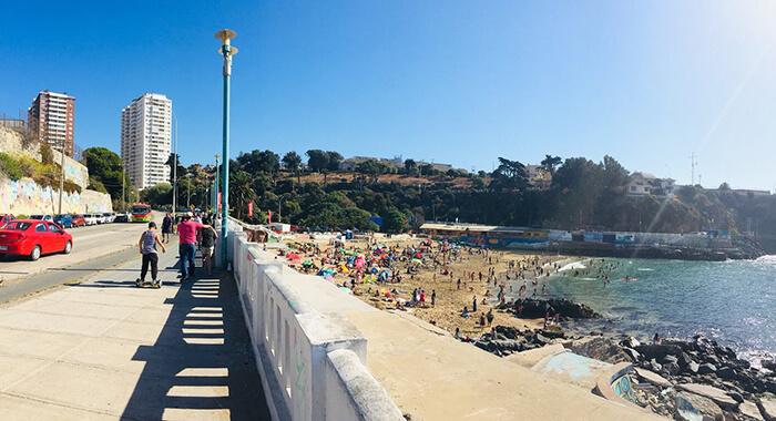 Playa de Las Torpederas