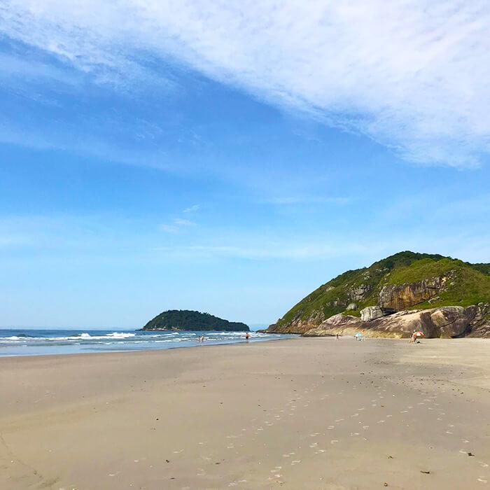 Praia do Miguel - Ilha do Mel