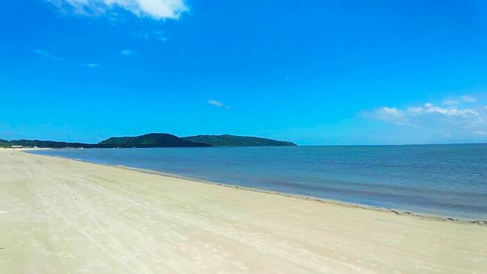 Praia do Saco do Limoeiro - Ilha do Mel